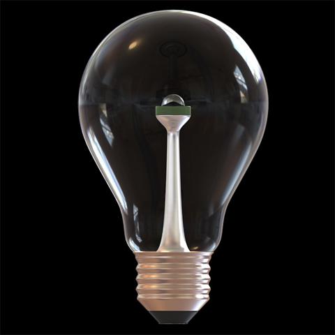 Frog Design : la lampadina a led che dura 30 anni  Geeketto